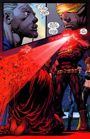 Cyclops kills Magneto