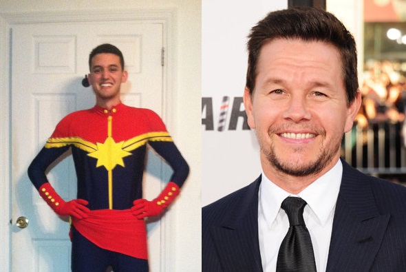 captain marvel man