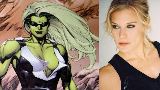 hulk girl
