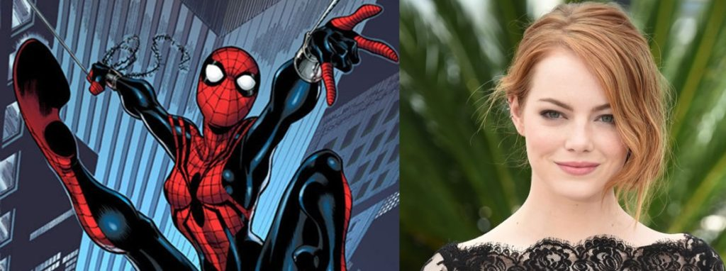 spider-man female