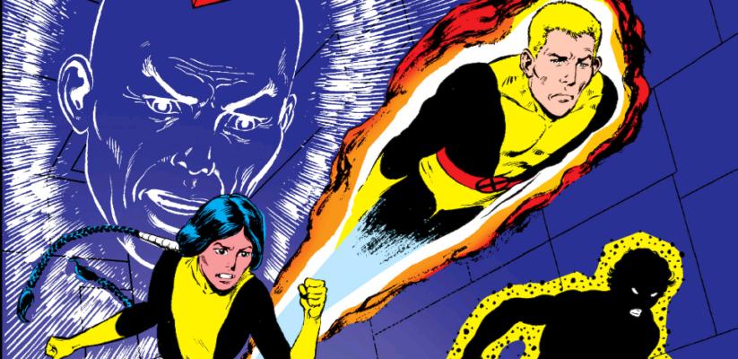 New Mutants 1 Cover