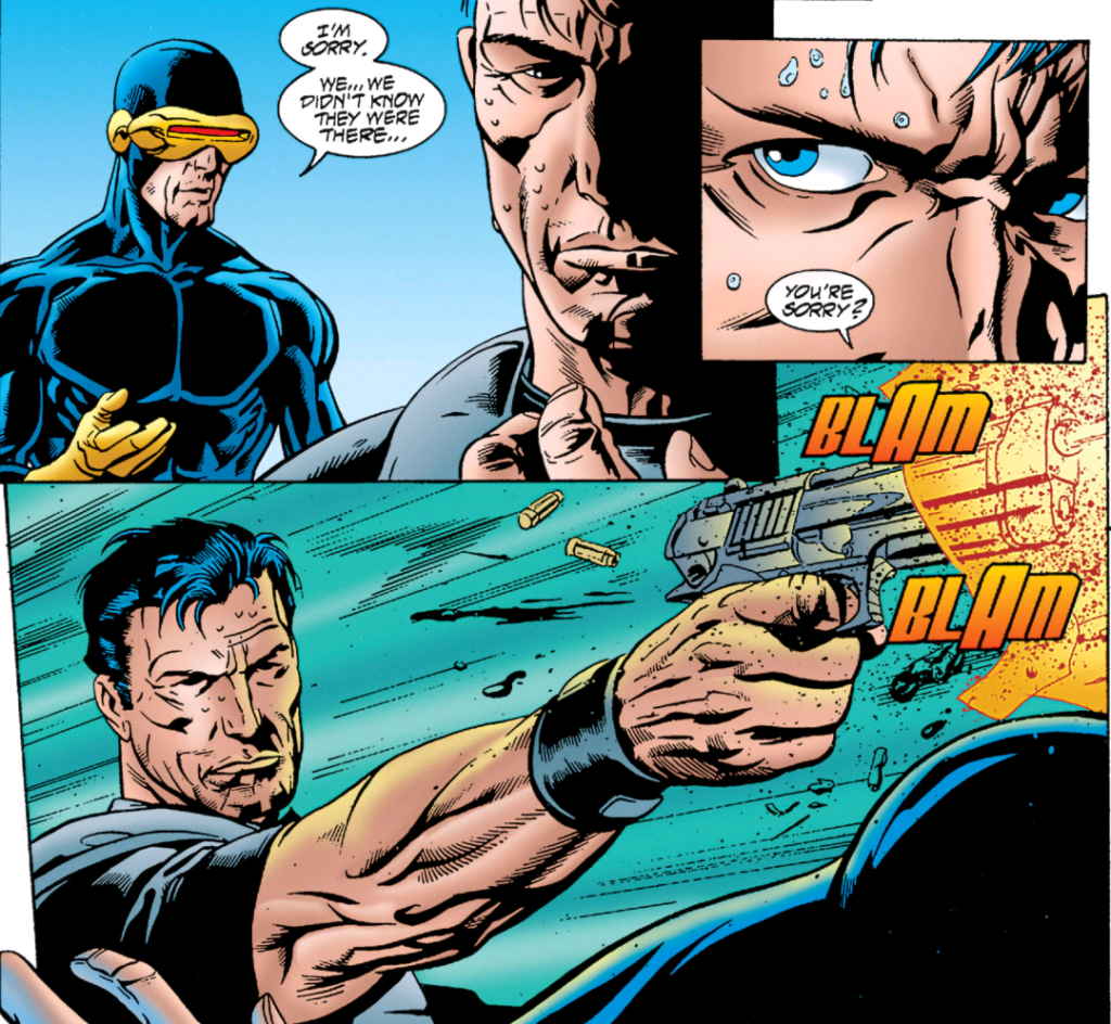 Punisher Kills a