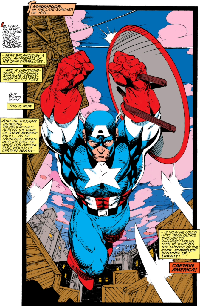 Uncanny X-Men 268 1