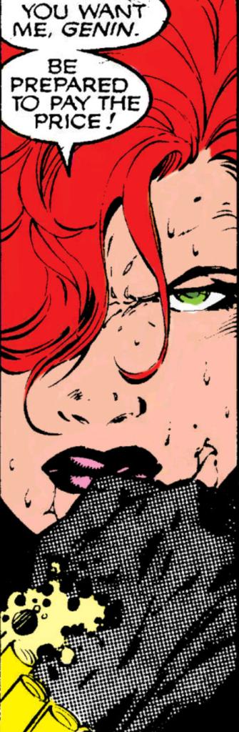 Uncanny X-Men 268 2