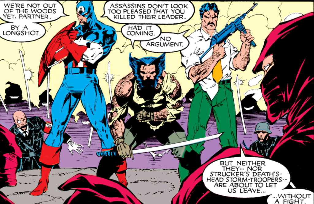 Uncanny X-Men 268 7