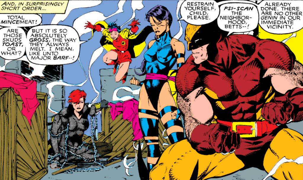 Uncanny X-Men 268 8
