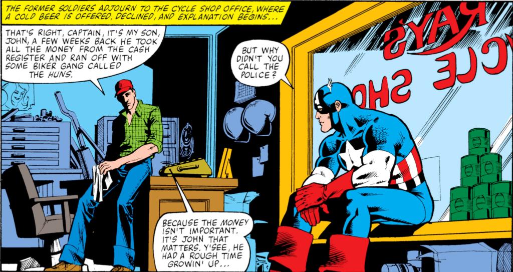 Captain America 259 2