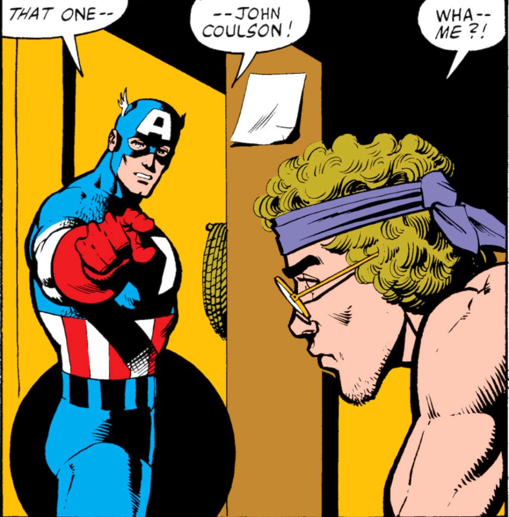 Captain America 259 3