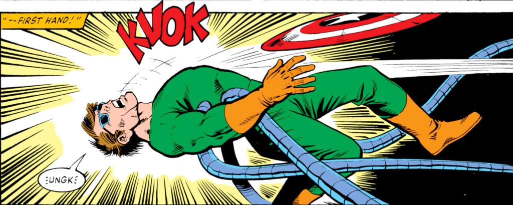 Captain America 259 5