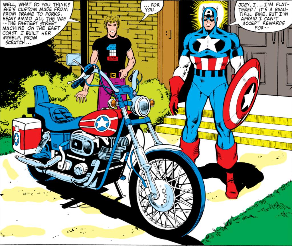Captain America 259 6