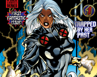 Storm 1 Cover