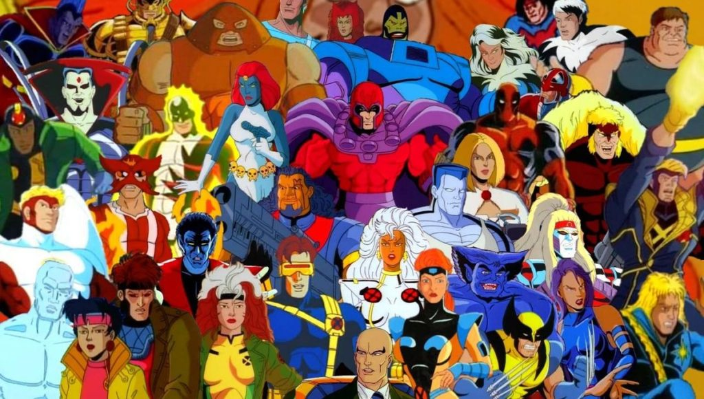 X Men Anime Characters : The m p men animated series interview episode